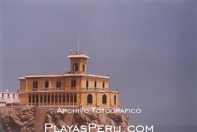 Castillo Forga en Mollendo Arequipa Peru