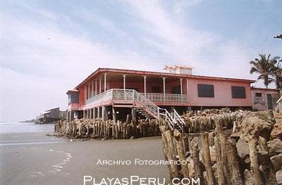 Casa de Playa en Colan