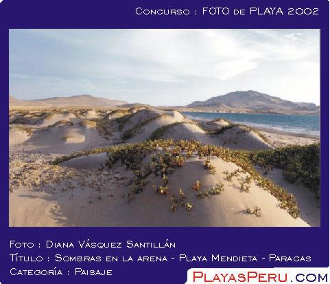 Mendieta Ica Paracas
