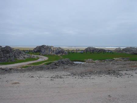 Playa de Ite - Arena Blanca