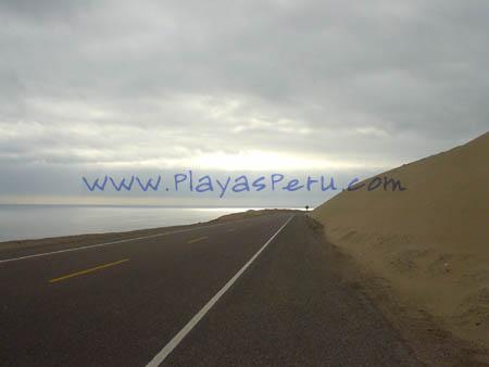 Vía Costanera - Cercanías de Sama