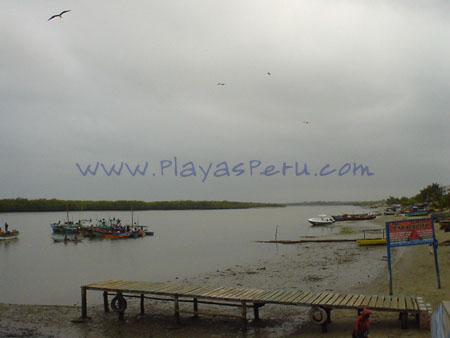 Isla Pajaros Puerto Pizarro
