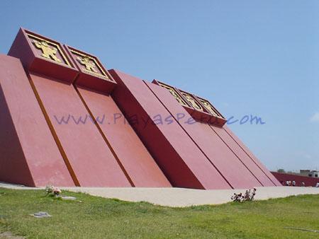 Museo Brunning o de las Tumbas Reales de Sipan en las cercanías de Lambayeque