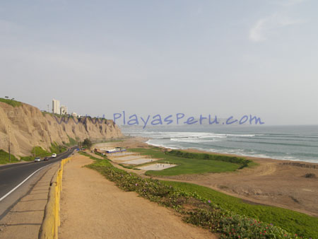 Playa Brava Magdalena