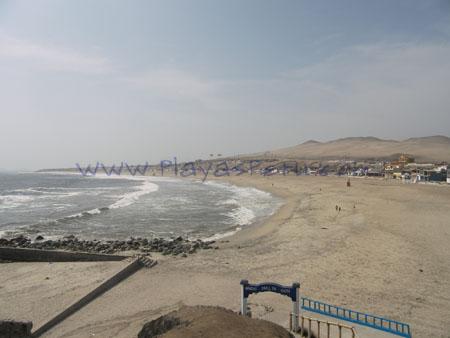 Playa Punta Negra Lima Peru