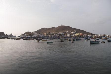 Isla Galápagos de Pucusana Lima Peru