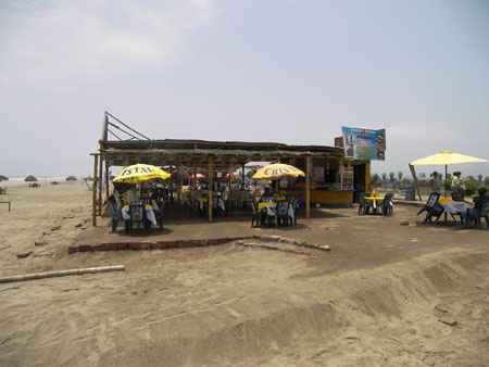 Restaurantes populares de Playa San Pedro